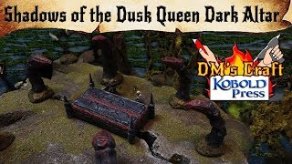 💀 Necromancy DARK ALTAR & CLAWHENGE 💀 DIY Build from Shadows of the Dusk Queen