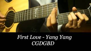 First love / Truong Thai Son (acoustic guitar solo)