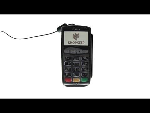 iPP Series Ethernet Credit Card Reader Setup with ShopKeep iPad POS