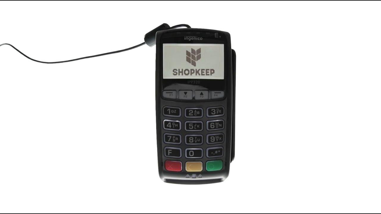 ipp series ethernet credit card reader setup with shopkeep ipad pos - Credit Card Swiper For Ipad