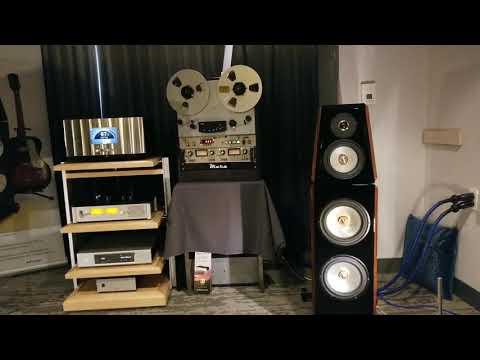 AXPONA 2018 quick vid of a great sounding room, Joseph Audio and Jeff rowland