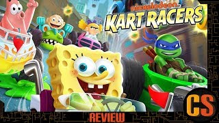 NICKELODEON KART RACERS - REVIEW