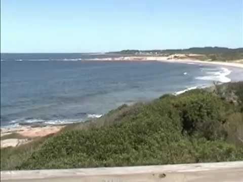 Playas de La Fortaleza de Santa Teresa, Rocha, Uruguay.