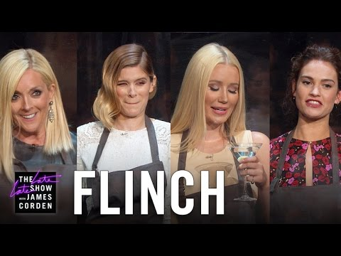 Flinch w Iggy Azalea, Jane Krakowski, Kate Mara & Lily James