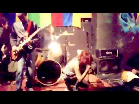 Garb Up - I Think I'm Paranoid (Garbage Tribute / Cover) @Keko Bar Barranco, Lima-Peru