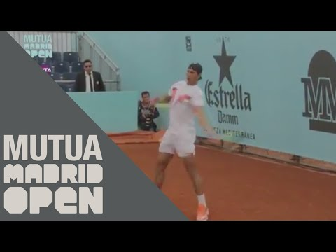 Mutua Madrid Open 2017 - Facebook Live PROGRAMA 1