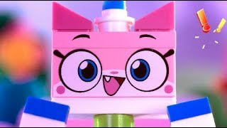 Hide and Go Sparkle with Unikitty - LEGO Unikitty - Character Videos