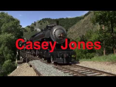 The Ballad of Casey Jones read by Rick Busciglio
