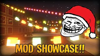 how to troll on christmas with christmas lights minecraft mods fairy lights mod