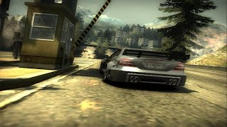 Need For Speed Most Wanted (2005): Walkthrough #94 - Interchange & Tunnel (Tollbooth)