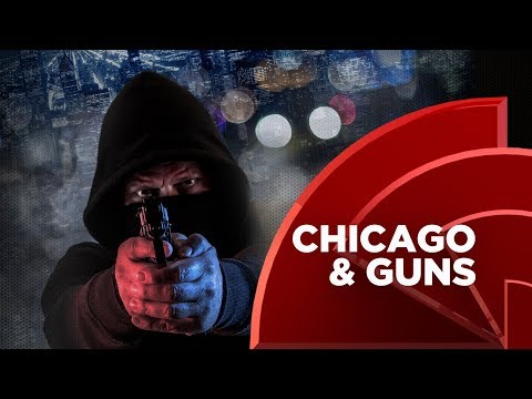 Inside Chciago's Gun Market: Here's How The Windy City Gets All Of Its Guns