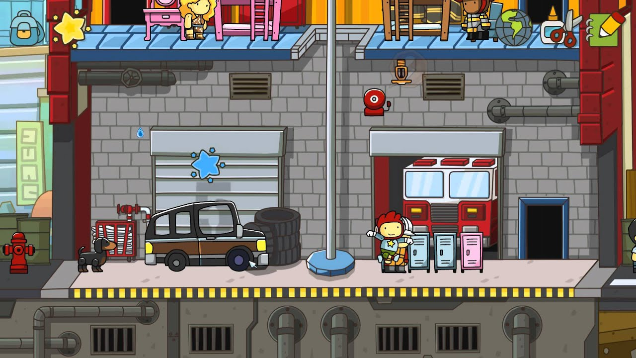 IGP Scribblenauts Unlimited (Blind) 10 ~ The Death of The