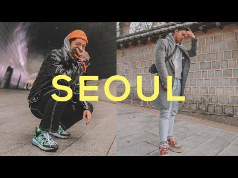 Korea Travel Vlog   David Guison