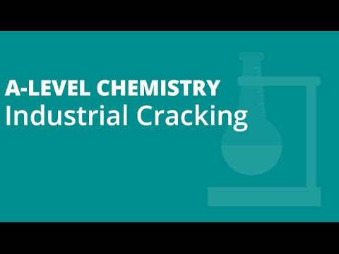 Industrial Cracking | A-level Chemistry | AQA, OCR, Edexcel