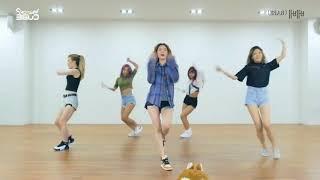 HyunA 현아 베베 BABE Dance Practice MIRRORED