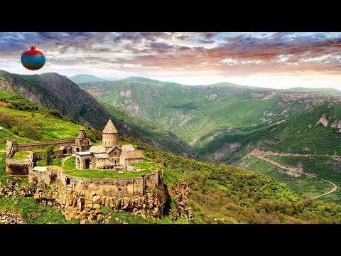 Монастырь Татев (Տաթևի վանք/Tatev Monastery)