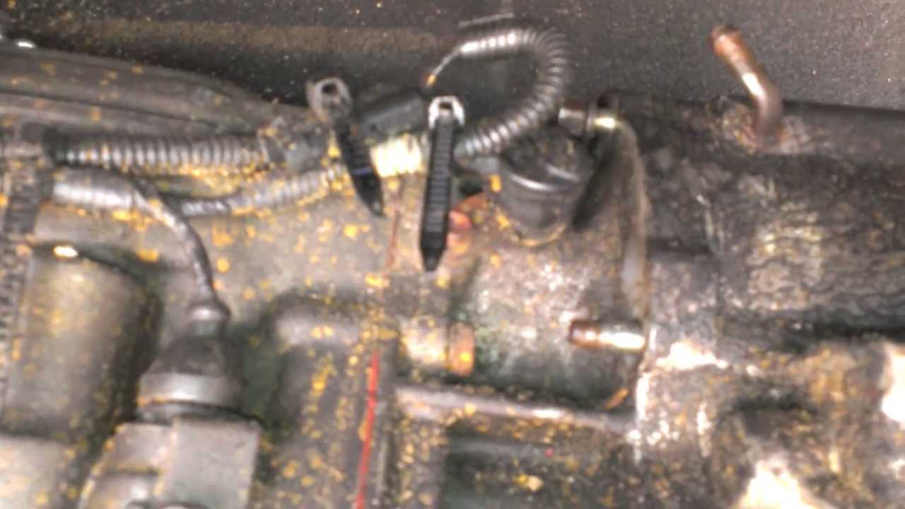 89 cherokee aw4 transmission removal  part 3