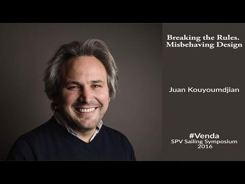 Breaking the Rules. Misbehaving Design - Juan Kouyoumdjian