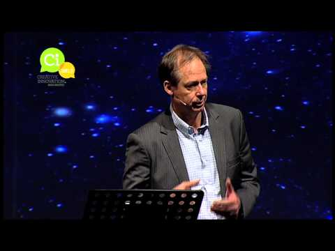 "Richard Bolt at Creative Innovation 2013 (Ci2013) - ""Many shades of grey matters"""