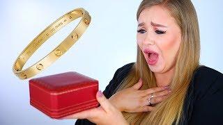 Купила браслет CARTIER ураааааа!!!