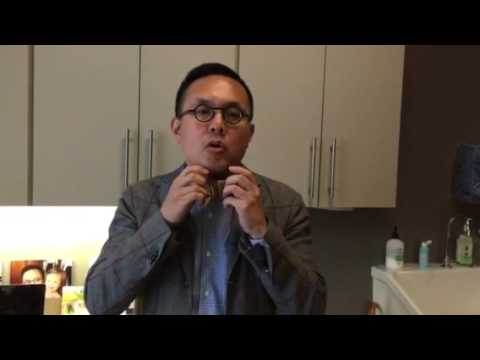 How to Tie a Bow Tie by Dr. Sam Lam