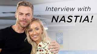 Derek Hough's Nastia Liukin Interview | Life in Motion