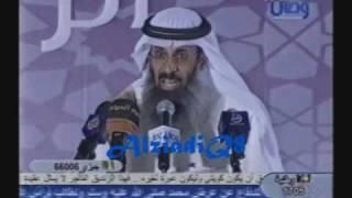 احمد الكوس من تجمع ثوابت الامه - رداً على ياسر الخبيث
