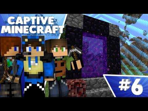 Lähme põrgu!!! - Captive Minecraft #6 (Eesti keeles)