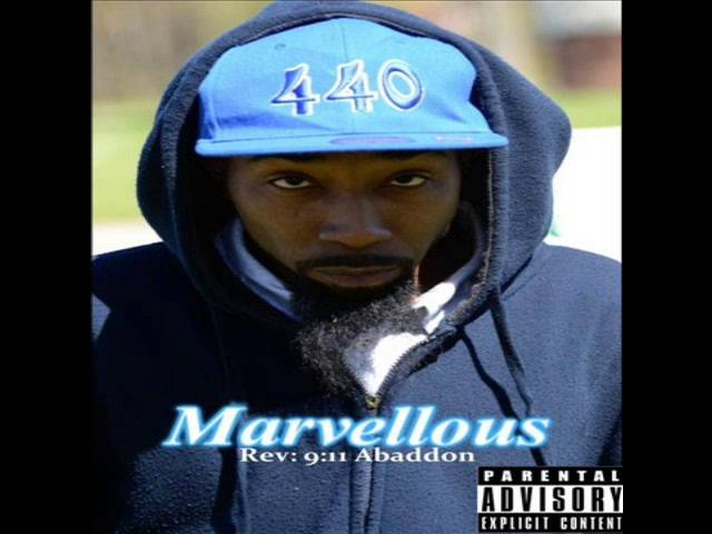 Marvellous - 13. The Way It Goes (Feat. Judahson Aka Controversy) Produced by Marvellous
