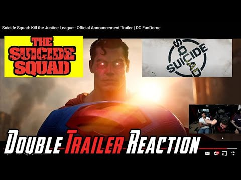 The Suicide Squad Kill Justice League & The Movie – Angry Trailer Reactions!