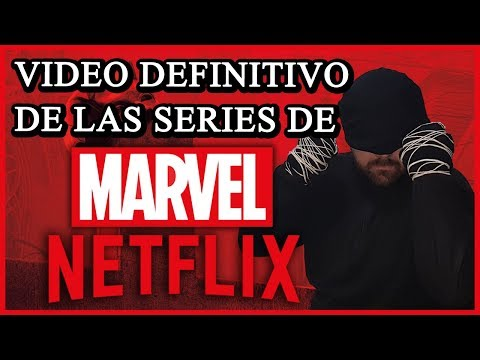 Orden y Ranking de las series de Marvel-Netflix! | FINAL!