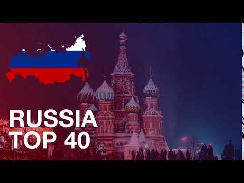 Russia Top 40 Charts | Today's Top Hits in Russia