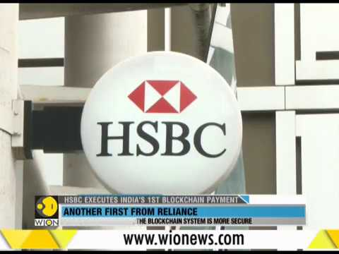WION Wallet: In a first for India, HSBC facilitates blockchain-based transaction