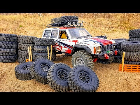 TOP 10 RC Cars Tires for Sand — HUGE TEST — Wilimovich