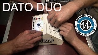 Stekker 2016: Dato Duo - A Synth For Two