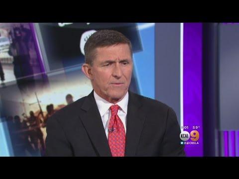 National Security Adviser Gen. Michael Flynn Resigns
