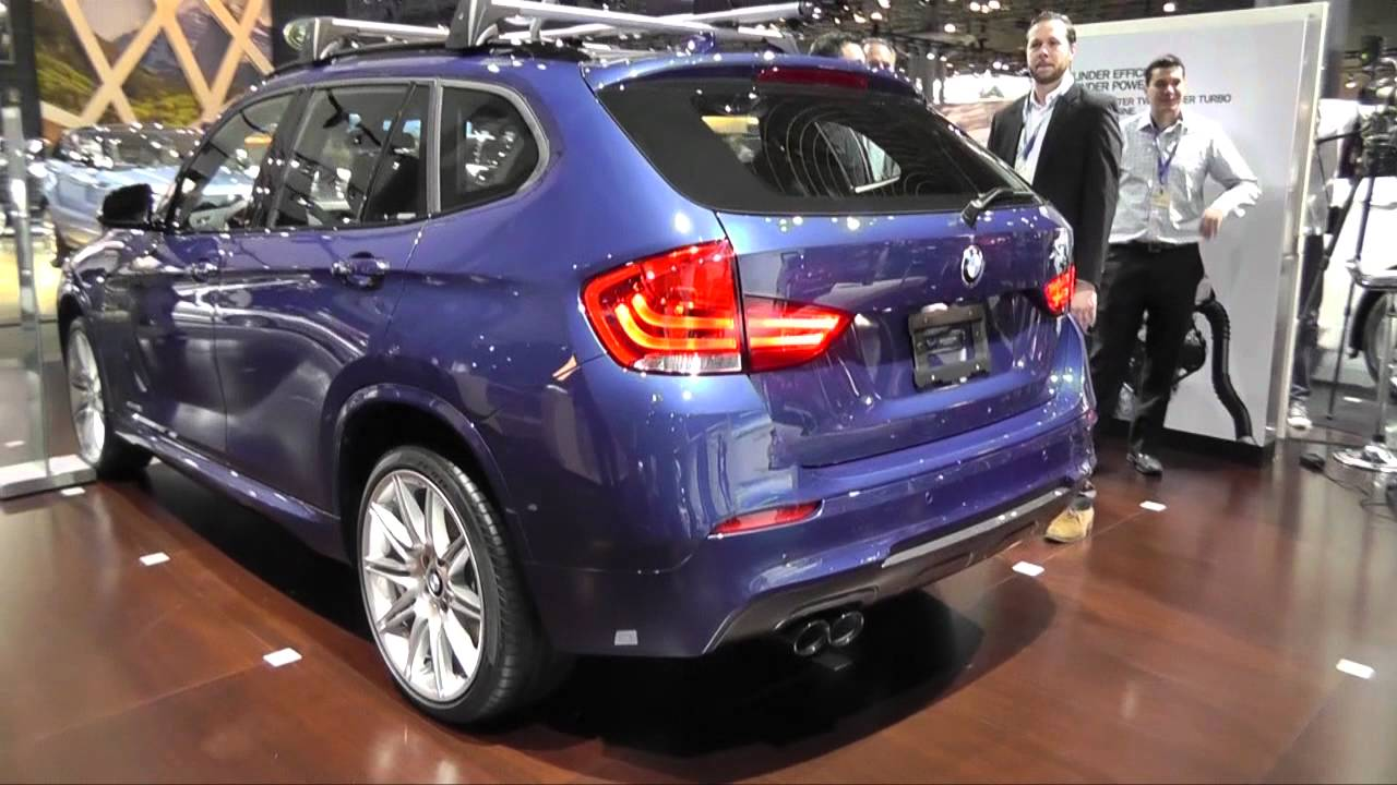 2013 bmw x1 preview including the m sport package youtube. Black Bedroom Furniture Sets. Home Design Ideas
