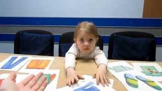 5 игр для запоминания новой лексики.  Индивидуальное занятие. Английский для детей 3-4 года.