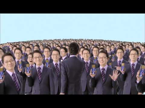 水谷豊 リアップ CM スチル画像。CM動画を再生できます。