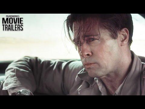 ALLIED Teaser Trailer starring Brad Pitt and Marion Cotillard