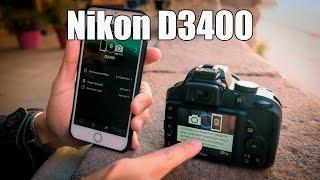 Nikon D3400: análisis
