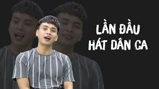 Hồ Quang Hiếu lần đầu trổ tài hát dân ca hay như nuốt đĩa