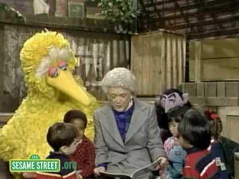Sesame Street: Barbara Bush and Peter's Chair