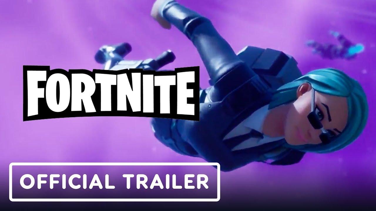 Fortnite: Spy Games - Tráiler oficial + vídeo