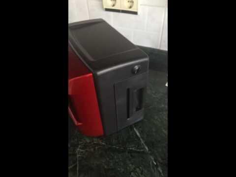 arçelik telve kahve makinasının su haznesi nasıl çıkar?