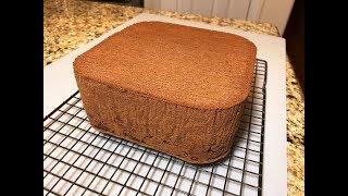 ШОКОЛАДНЫЙ БИСКВИТ. Самый, Самый! Пышный, Нежный, не сухой. Получается у всех! Chocolate cake