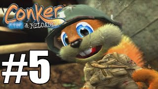 Conker Live & Reloaded - Xbox One X Gameplay Walkthrough Part 5