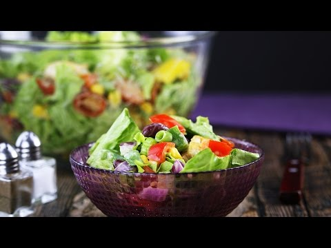 rainbow-salad-with-avocado-dressing-–-simple,-fresh,-and-nutritious
