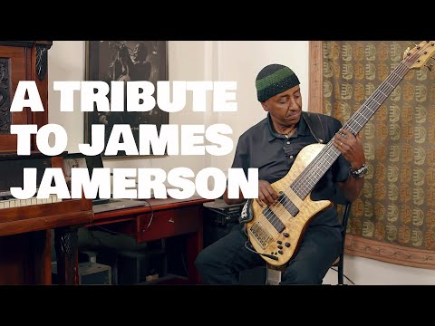 Henock's Practice room: A Tribute To James Jamerson
