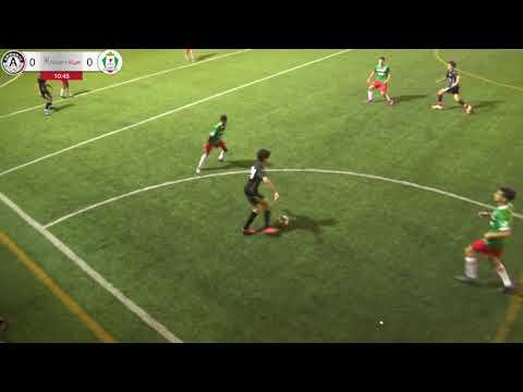 Amman AFC Vs Wehdat U15 10/10/2019